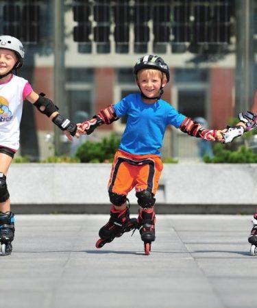 Escuela niñ@s y jóvenes en disciplinas (ya saben patinar)